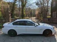 14 PLATE BMW 535d M SPORT DIESEL AUTO 87,136 MILES 1 OWN PRO NAV M PERFORMANCE