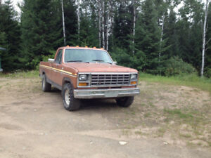 Ford F150 1981
