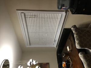 Custom made blinds - 25$