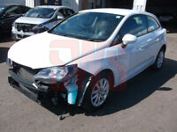 2015 Seat Ibiza SE 1.4 DAMAGED REPAIRABLE SALVAGE