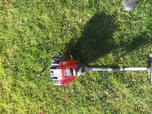 Craftsman gas trimmer, 4 cycle quick start, excellent condition