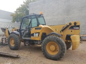 CAT TH460B ZoomBoom Telehandler Forklift