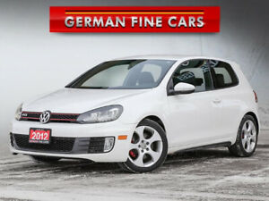 **2012 VOLKSWAGEN GTI  COUPE GAS TURBO** BLUETOOTH