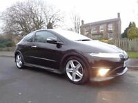 Honda Civic 1.8i-VTEC Type S GT