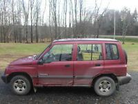 1997 GMC Other Geo tracker SUV, Crossover