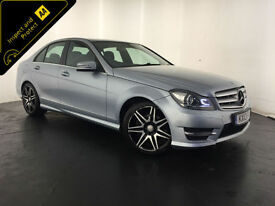 2013 MERCEDES C250 AMG SPORT+ CDI AUTOMATIC 1 OWNER SERVICE HISTORY FINANCE PX