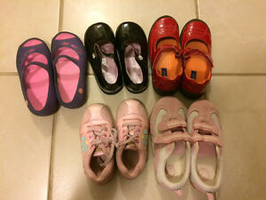 Girl shoes size 8/10