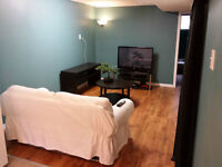 2 Bed LEGAL Bsmt Suite in Avonmore, cable&high spd internet incl