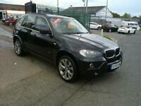 BMW X5 3.0 SPORT 4X4 DIESEL AUTO 5 DOOR 09 PLATE 99000 MILES SAT NAV LEATHER