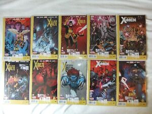 X-men comic collection