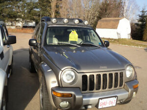 2003 Jeep Liberty SUV, Crossover 4x4