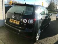Volkswagen Golf Plus GT TDi 5dr DIESEL MANUAL 2005/55