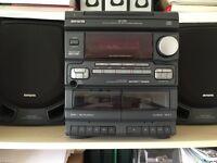 3 cd stereos.