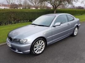 BMW 3 SERIES 320 (2.2) Ci SE - COUPE - 2 DOOR - 2006 - GREY