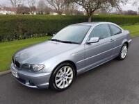 BMW 3 SERIES 320 (2.2) Ci SE - COUPE - 2 DOOR - 2006 - GREY