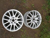 "17"" x 7.5  off a jetta or golf"