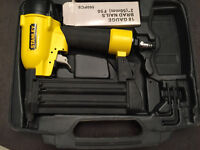 18 gauge brad nailer (air) by Stanley