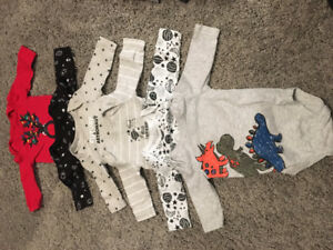 Baby boy 3 month clothes