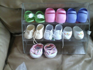 cabbage patch shoes and mixed $10.00 for all