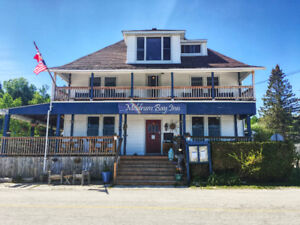 Meldrum Bay Inn & Restaurant - Manitoulin Island!!