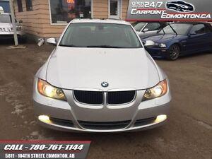 2008 BMW 3 Series 328xi AUTO ONLY 112000 KMS $12970  - local - t Edmonton Edmonton Area image 2