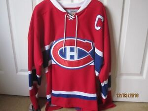 Authentic Jean Beliveau Hockey Jersey