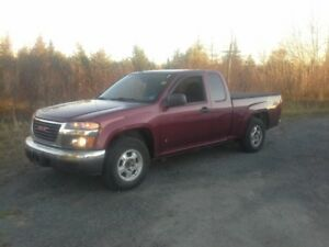 2008 GMC Canyon !! LOW KMS !!