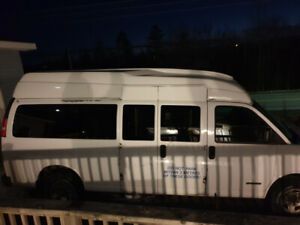 2005 Chevrolet Express 3500 Modified Wheelchair Van