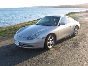1999 Porsche 911 C2 Coupe (2 door)