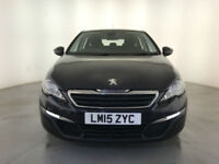 2015 PEUGEOT 308 ACTIVE SW HDI DIESEL FREE ROAD TAX 1 OWNER SERVICE HISTORY