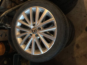 Jetta Mark 6 Rims and Tires