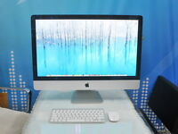 "AMAZING PRICE! 1st come 1st served iMac 27"" 3.2GHz, 8GB, 240GB SSD"