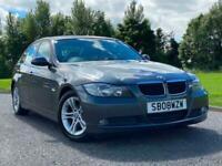 2008 BMW 3 Series 318i SE [143] 4dr SALOON Petrol Manual