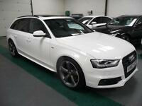 Audi A4 Avant 3.0 (245ps ) S Tronic 2013MY Black Edition