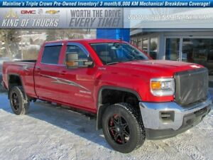 2015 GMC Sierra 2500HD SLE | Rear Vision Camera | CD