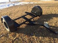 FOR RENT: Vehicle tow dolly, car dolly, tow dolly,