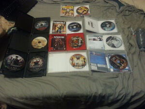 selling 11 ps3 games for between 100 - 165 15$ for each games
