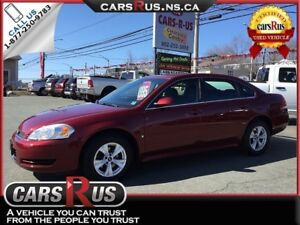 2010 Chevrolet Impala LS...only 26,000kms!