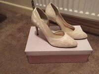 Wedding Shoes - Rainbow Club (Jessica Lace Court Heels)