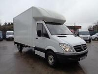 MERCEDES-BENZ SPRINTER 2.1 TD | 313-CDi | LUTON | TAIL LIFT | 1 OWNER | 2012