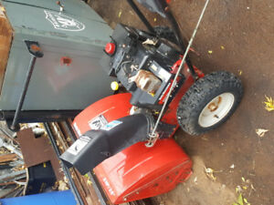 "8 HP 26"" Snowblower"