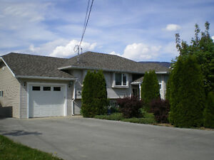 New Price. Beautiful 2600 sqft Enderby home with inlaw suite