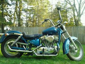 1988 Harley sportster 1200
