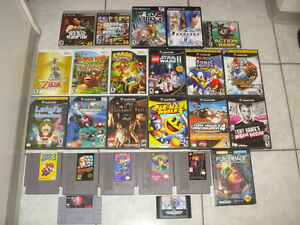 Various Games!