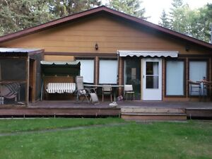 Cozy Fully Furnished Cabin for Sale Horseshoe Bay, Turtle Lake