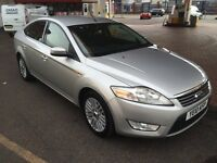 2010/10 Ford Mondeo Ghia 2.0 TDCI top spec PX welcome