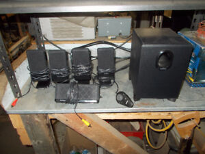 Surround 6 Speaker System