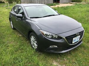 Lease Takeover: 2015 Mazda Mazda3 GS Hatchback