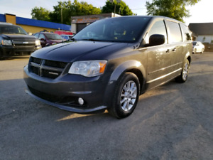 2011 DODGE GRAND CARAVAN R/T SAFETY AND E-TESTED