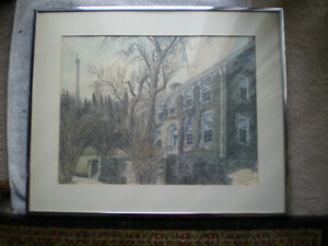 "Ben Babelowsky-""MacKenzie House"" Print Kitchener / Waterloo Kitchener Area image 4"